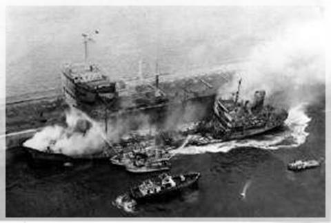 第一宗像丸 ブロビーグ号衝突事件