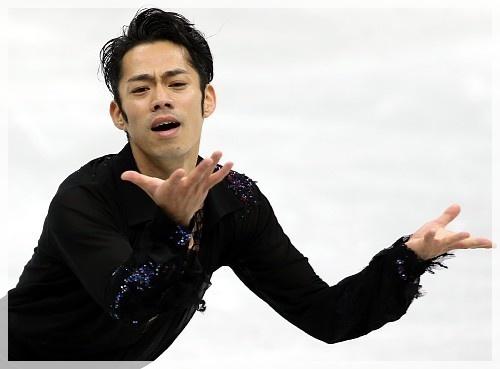 高橋大輔 フィギュアスケート ソチ五輪