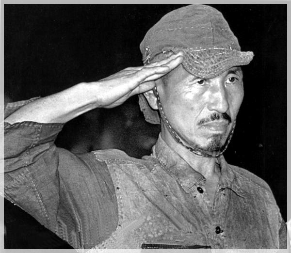 小野田元陸軍少尉死去