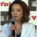 西川史子が離婚 原因は「嫌われたんでしょうね」と本人が吐露