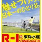 R-1ぐらんぷり2014の感想~優勝はやまもとまさみ